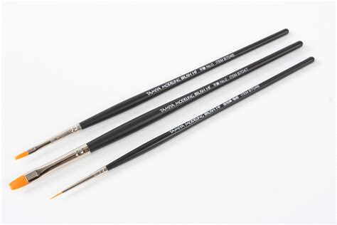 Tamiya Modeling Brush Hf Standard Set tamiya modelling brush hf standard set 87067