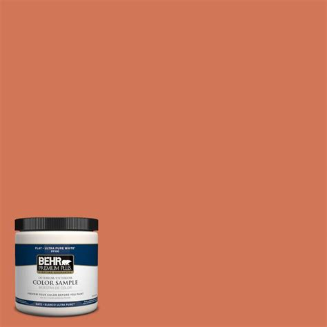 behr premium plus 8 oz pph 29 jarro de barro interior exterior paint sle pph 29 pp the