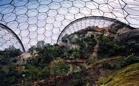 eden project  worlds largest greenhouse thecoolist