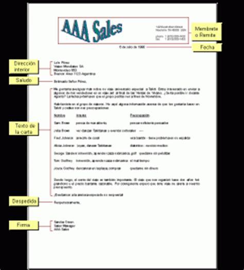 que es layout comercial carta comercial ejemplos tipos modelos 191 qu 233 es y c 243 mo