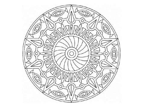 radial designs coloring pages radial design mandalas
