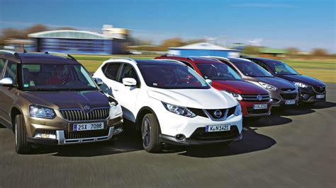 auto service vergleich f 252 nf modelle im vergleich wer ist der beste kompakt suv