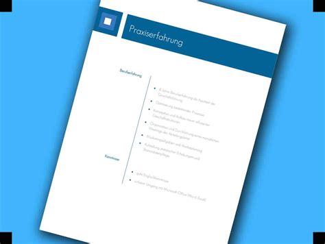 Word Design Vorlagen Bewerbung Bewerbungsschreiben