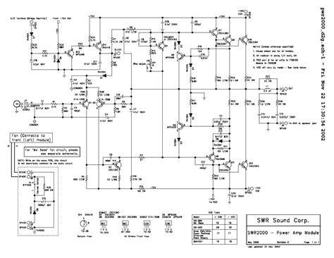 Swr Power Lifier Bass 750x swr schematics gretsch schematics elsavadorla