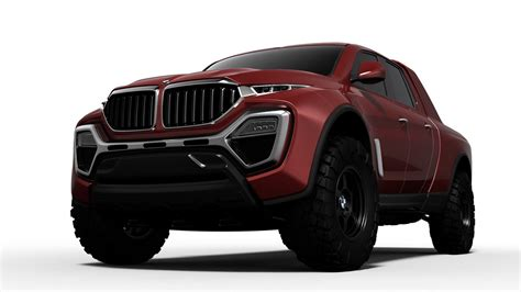 Bmw Truck by Bmw And The Future Of The Cab Bakkie Cars Co Za