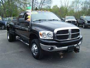 2007 Dodge Ram 3500 Vehicles For Sale Diesel World Truck Sales Plaistow Nh