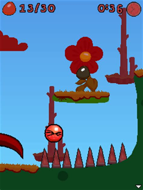 bounce tales red mod java game for mobile bounce tales red mod free download