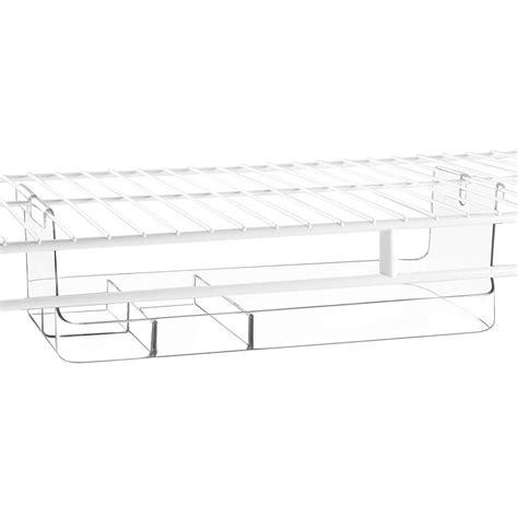 Wire Shelf Organizer shelf organizer wire shelving in shelf