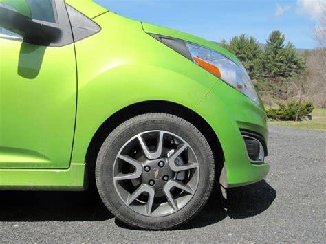 chevrolet spark  cvt gas mileage review