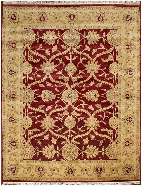 8x10 fiber rug rugsville traditional wool gold rug 8 x 10 rugsville shopping great deals on
