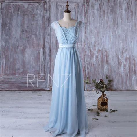 lace light blue bridesmaid dresses 2016 light blue bridesmaid dress cap sleeves wedding