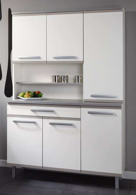 Kitchenette Cabinets | kitchenette unit small space kitchen ideas with white
