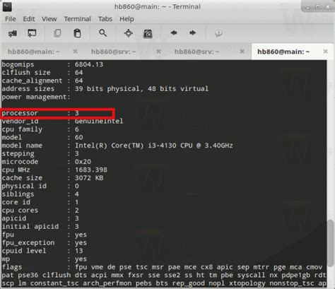 cpu info how to create 100 cpu load in linux winaero