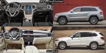 benim otomobilim 2016 bmw x5 vs 2016 jeep grand