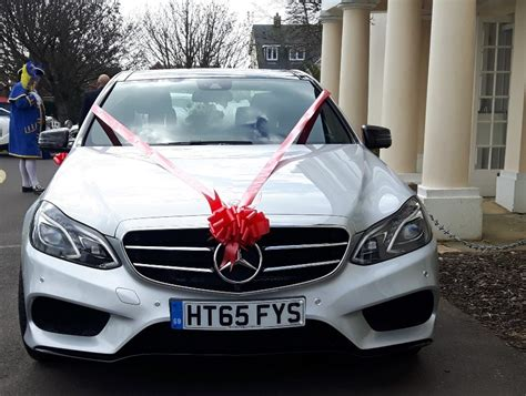 Wedding Car West Sussex by Silver Mercedes Mercedes For Weddings In Chichester
