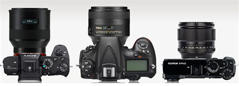 fujifilm frame mirrorless quot sony s frame mirrorless is a fatal mistake quot aps c