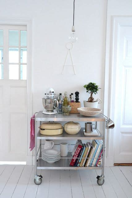 kitchen trolley ideas 25 best ideas about kitchen trolley on pinterest ikea