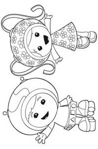 kids fun 9 coloring pages team umizoomi