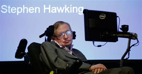 Intelligence Stephen Hawking stephen hawking warns artificial intelligence could end