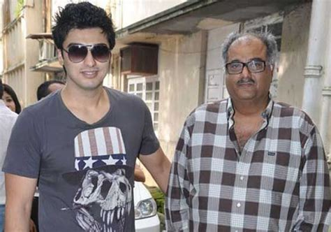 sridevi action film unseen pics of arjun kapoor with sister anshula kapoor and
