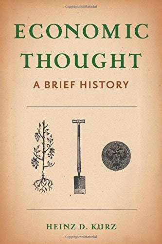 History Of Economic Thought economic thought a brief history translated into