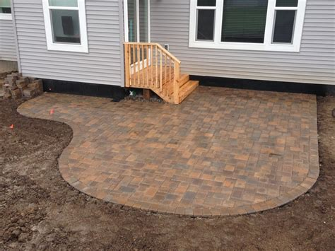 custom patios st paul minnesota patio pavers woodbury mn
