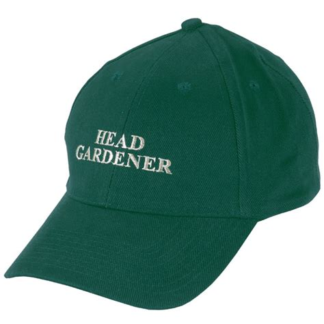 Cap Gantung Cotton 24cm Only Indor customer reviews for gardener cap greenfingers
