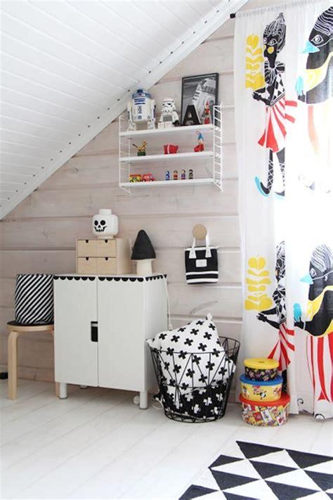 Scandinavische Zolder Kinderkamer Slaapkamer Idee 235 N Designs For Childrens Bedroom