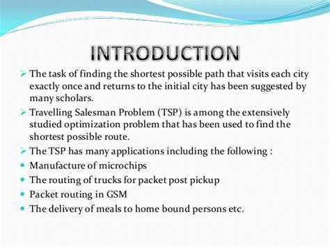 muzammil adulrahman   travelling salesman problem