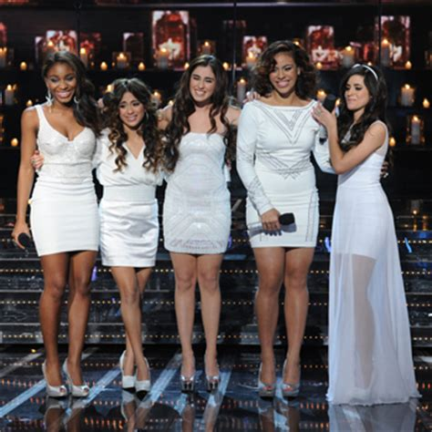 x factor group fifth harmony attempts to make a name for x factor s fifth harmony debut new music on today show