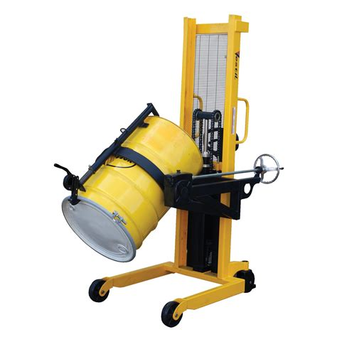 vestil drum lrt drum lifter rotator transporter by