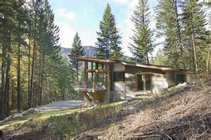Hillside Cabin Plans by Wintergreen Montain Cabin By Balance Associates Architects