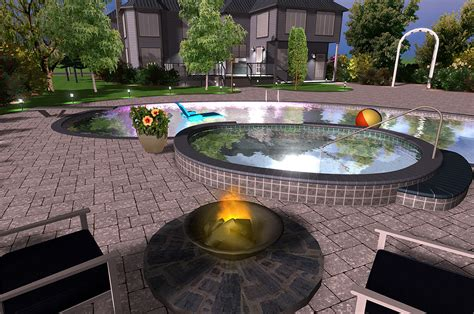 landscape lighting design software landscaping software features