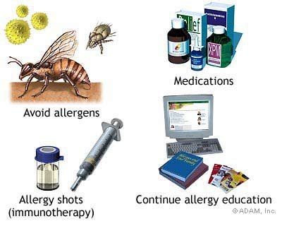 allergy treatment allergies symptoms diagnosis treatment of allergies ny times health information