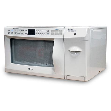 Built In Countertop Microwave by Lg 0 9 Cubic Foot Countertop Microwave With Built In