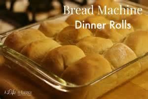 Bread Machine Roll Dough Bread Machine Dinner Rolls