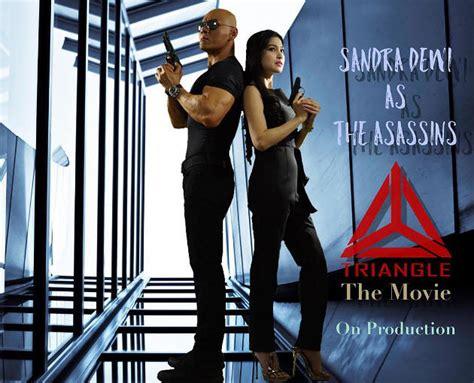 film triangle adalah gabung deddy corbuzier di triangle the dark side sandra