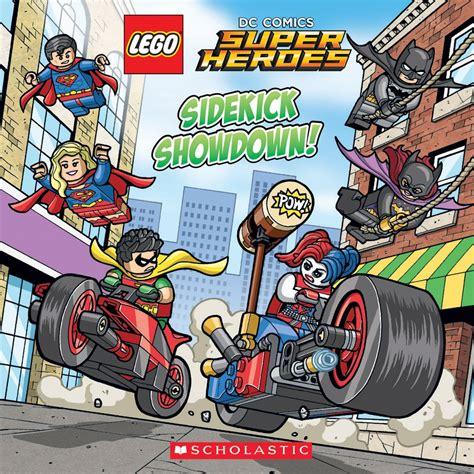 Pdf Lego Dc Superheroes Comic Reader by Books Lifestyle Lego
