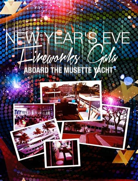 new years cruise miami musette yacht new year s cruise south miami nye