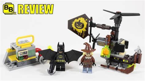 Lego Batman 70913 Scarecrow Fearful Ori lego batman scarecrow fearful 70913 set review