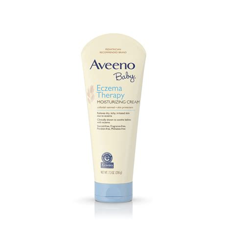 Aveeno Eczema Therapy aveeno baby eczema therapy moisturizing