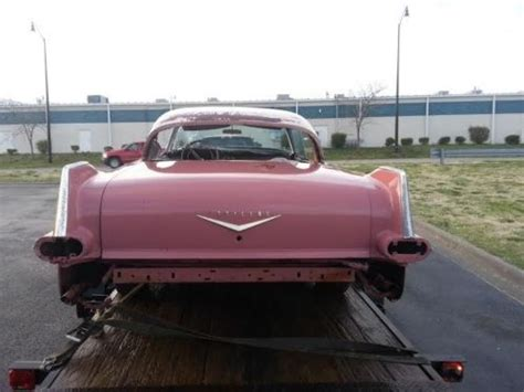 used pink cadillac for sale purchase used 1957 pink cadillac in republic missouri