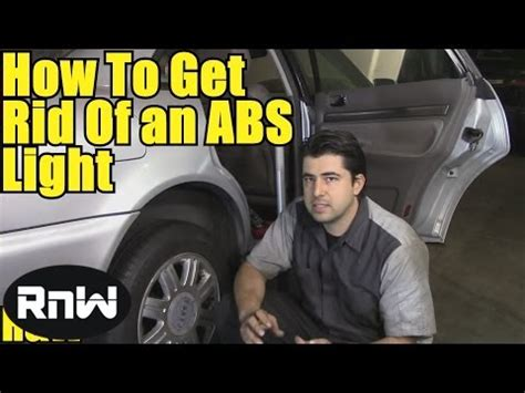 dodge ram abs light reset how to get rid of abs trac lights how to test an abs