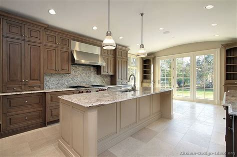 Pictures Of Kitchens Traditional Two Tone Kitchen | pictures of kitchens traditional two tone kitchen