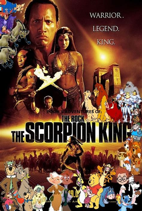 the scorpion king wikipedia pooh s adventures of the scorpion king pooh s adventures