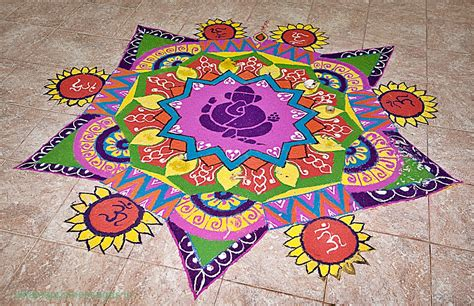 rangoli design for diwali deepawali