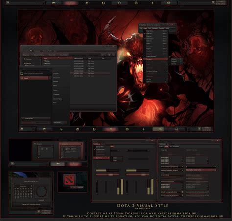 psp themes dota 2 dota 2 theme for windows 7 windows10 themes i cleodesktop