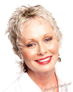 very short texturized haircut women sharon gless i just adore her hair do s pass the