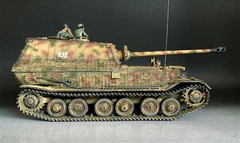 Tamiya Model germantank destroyer elefant tamiya 35325 plastic