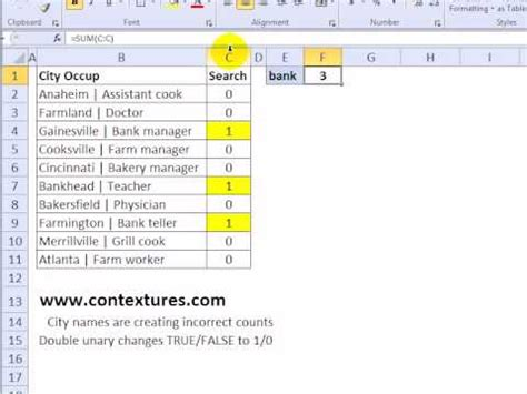 Find Text Find Text In String With Excel Search Function